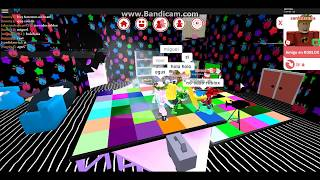 Playing with the team at MeepCity (many friends) - Roblox April Fernandez Itati