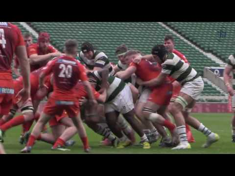 BUCS Mens Rugby Championship Final Highlights 2017