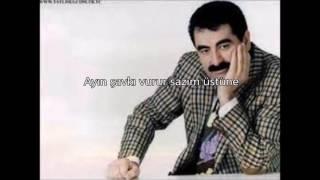 Ibrahim Tatlıses Leylim Ley (lyrics)