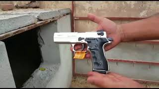 zigana f brust checking made by moon star arms || Pak Gun Lovers