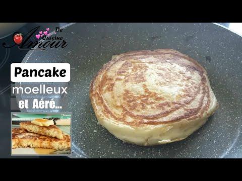 la-recette-des-vrais-pancakes-americains-pour-un-goûter-et-petit-déjeuner-facile-et-rapide