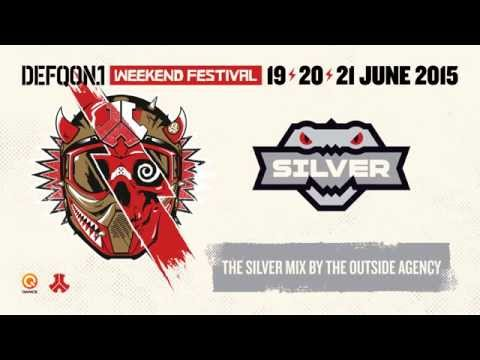 The colors of Defqon.1 2015 | SILVER mix by The Outside Agency