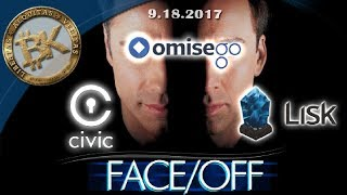 CVC OMG LISK 🤔  Buy/Sell? Omisego Civic Crypto Chart Official Free Bitcoin Review Price BTC USD