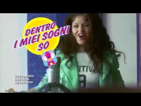 """Soy Luna   'Tutto è possibile"""" Sigla 'Alas' in Italiano   Karol Sevilla"""