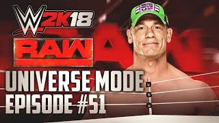 """WWE 2k18 Universe Mode"" 