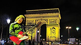 Gary Moore - Parisienne Walkways (original instrumental)