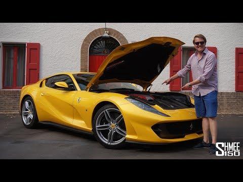 Does the Ferrari 812 Superfast NEED 800 Horsepower?