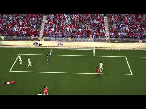 Sensational winning goal against Beeg