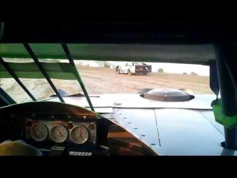WISSOTA Super Stock - Sheyenne River Speedway - 6/28/15 - Feature