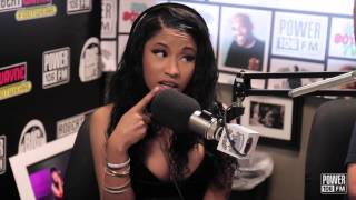 Can Nicki Minaj Name 7 Things That Are Pink in 7 Seconds?