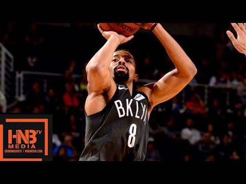 Brooklyn Nets vs Phoenix Suns Full Game Highlights   11.06.2018, NBA Season