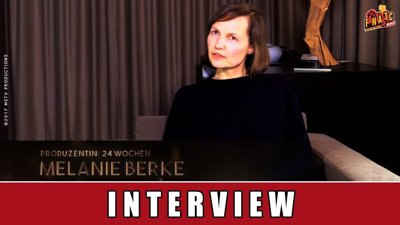 Deutscher Filmpreis 2017 - Interview I Melanie Berke I 24 Wochen