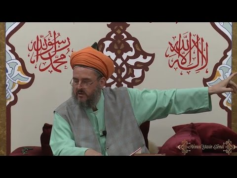 Şeyh Ahmed Yasin Bursevi Hz - Damlalar 28 - Makalat'tan bir bölüm