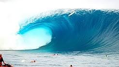 BIG WAVE SURFING COMPILATION 2019