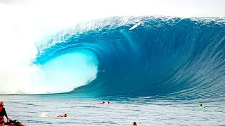 BIG WAVE SURFING COMPILATION 2019