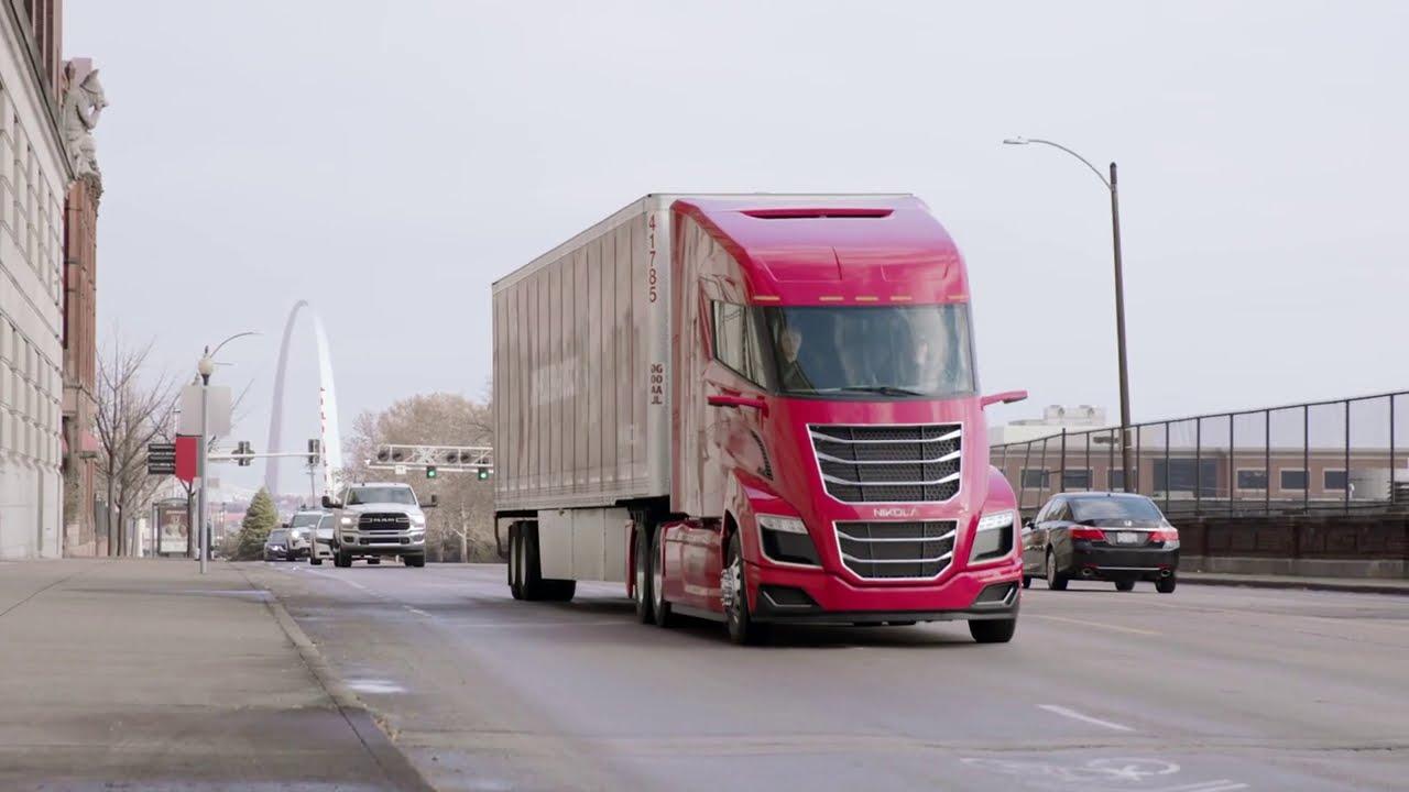 Nikola Motor Company - Nikola Two 2019 - Present