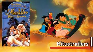 Aladdin 3 El Principe de los Ladrones Trailer
