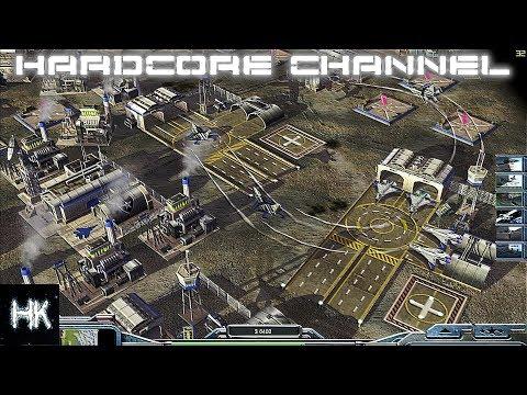 Command & Conquer Generals: Zero Hour - FFA - Своих не бросаем
