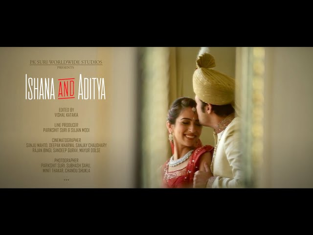 Wedding film | Aditya & Ishana