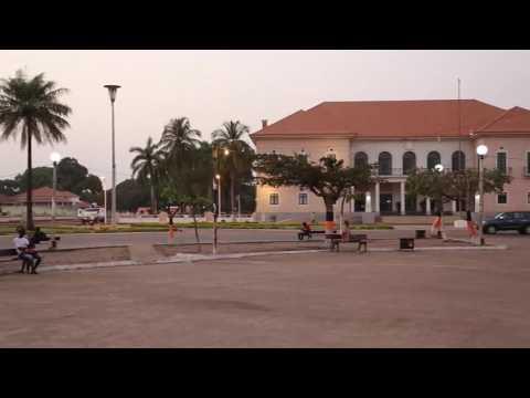Bissau centre ville  Guinea  Bissau City
