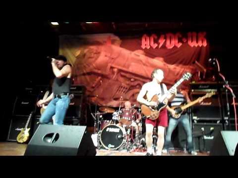 AC/DC UK Galashiels 08/11/2014
