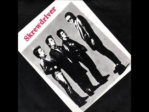Skrewdriver - 19th (Nervous) Breakdown (The Rolling Stones Punk Cover)