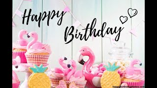 Happy Birthday (Swing Version)