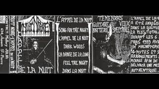 Nuit Noire - L'Appel De La Nuit (1999) (Raw Black Metal)