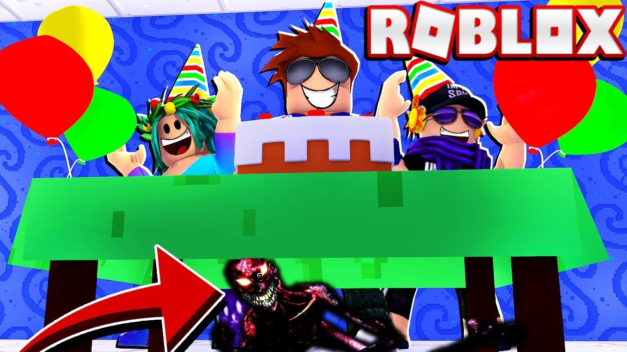 Roblox Scariest Birthday Party Roblox Birthday Party Horror Game Both Endings Roblox Camping But Its My Birthday Party And The Ending Will Shock You Youtube