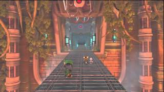 Ratchet & Clank QForce - Hidden Trophy - Back to the Basement Trophy Guide