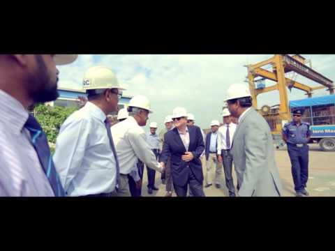 Western Marine Shipyard, Chittagong Visit of Senior Vice President of World Bank