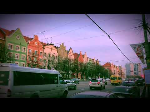 Kaliningrad Getting A Facelift 2018
