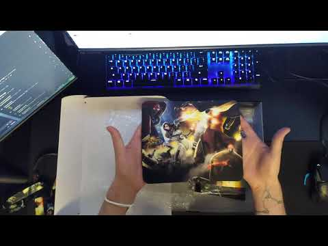 Highlight: Ion Fury [re-un-boxing the Founders Edition Bigbox] |