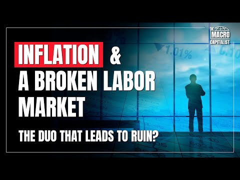 Inflation and a broken labor market, the duo that leads to ruin?