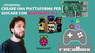 [Retrogaming /Guida] raspberry pi3 e recalbox: quello che devi sapere per emulare i tuoi giochi !