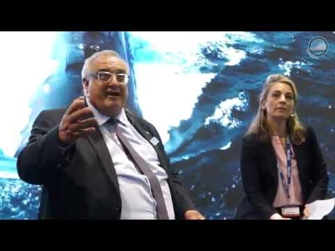 DCNS press conference at Euronaval 2016