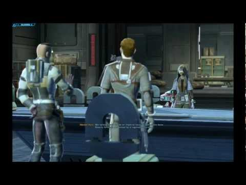 SWtOR Jedi Knight Story Cutscenes Pt. 18 [Chapter 2 / Balmorra / Light Side]