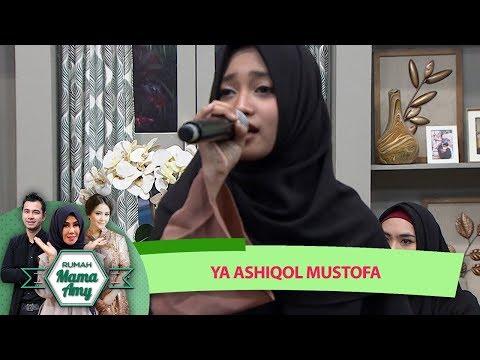 Keren Banget! Veve Zulfikar Sholawat [YA ASHIQOL MUSTOFA] - Rumah Mama Amy (13/6)