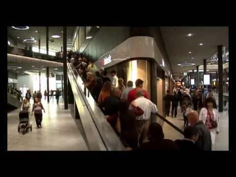 Stücki Shopping Basel Grand Opening 2009