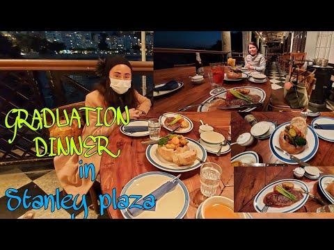 Graduation Dinner in