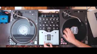 Fresh Blood Routine by DJ CAPTAIN CRUNCH