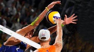 TOP 30 » Beach Volleyball Blocks | 2018 FIVB Beach Volleyball World Tour