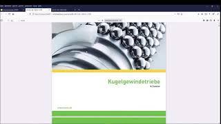 FAQ - Wie kann ich den Bestellcode für Kugelgewindetriebe entschlüsseln?
