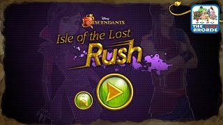Descendants: Isle Of The Lost Rush - Mal & Jay Running In Style  Disney Games