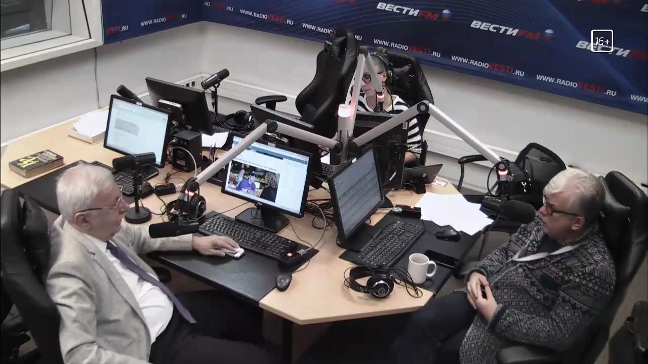 """Виталий Третьяков: """"Российская интеллигенция исчерпала себя"""". """"Формула смысла"""" (Вести FM)"""