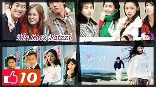10 로맨틱 한국 드라마 - Top 10 Romantic Korean Dramas