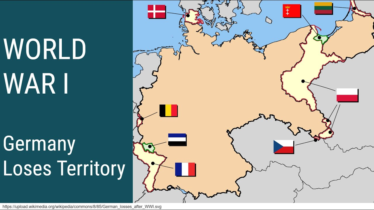 World war i germany loses territory youtube world war i germany loses territory gumiabroncs