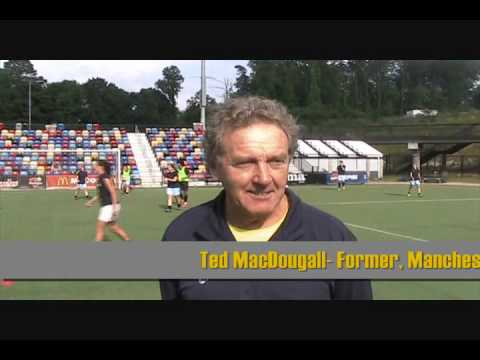 Atlanta Youth Soccer Spurs Ted MacDougall.wmv