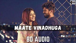 MAATE VINADHUGA 8D AUDIO - Taxiwaala | Vijay Deverakonda | Telugu 8D Song | Black Track Music - 8D