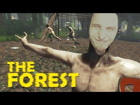 #78 The Forest - ło jejku where i jestem ? Oo co to ej to to .... Oo